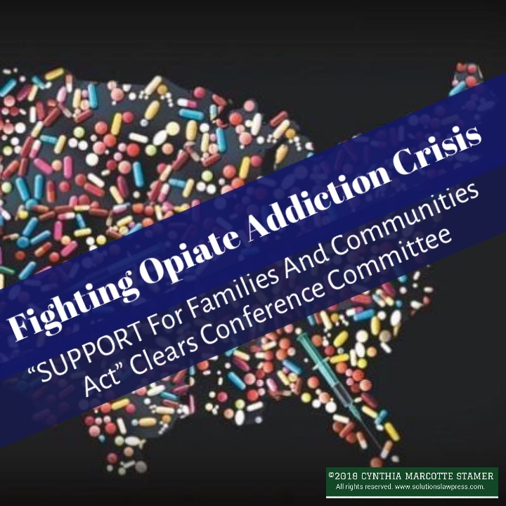 Congress Set To Pass Opiate Addition Crisis Bill
