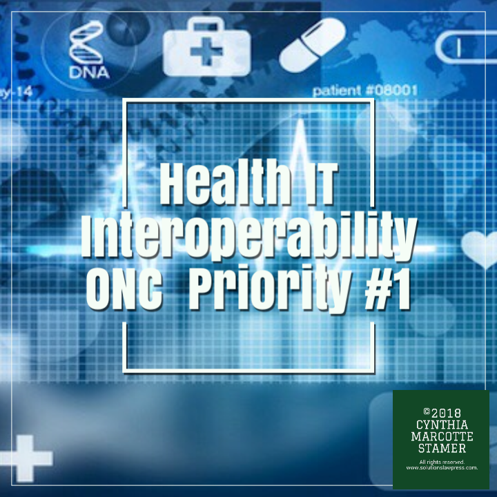 ONC Report Signals New Interoperability Demands Coming